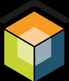 logo estpace cube